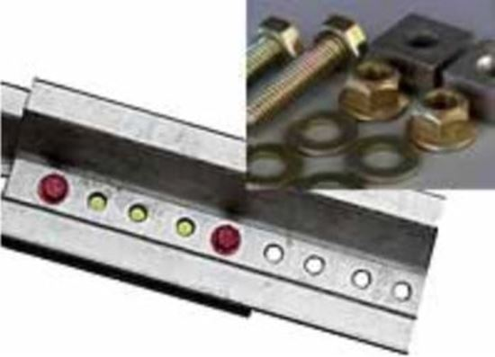 Picture of Lap Splice Hardware