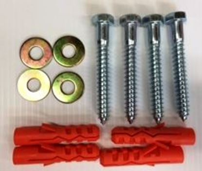 Picture of Anchor Kit -Lag Screws IRS