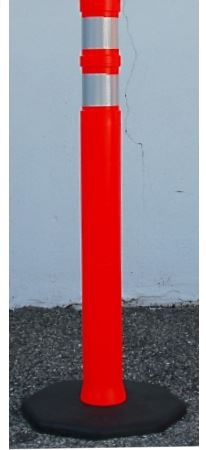 Picture of Open-Top Delineator Post Reflective- Top Only
