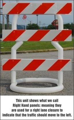 Picture of Breakaway Barricades