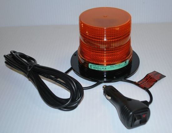 Picture of Star Model 203MVLM-A Amber LED Light