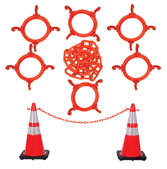 Picture of Plastic Chain Cone Kits