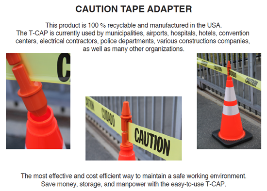 Picture of T-CAP Cone Adapter