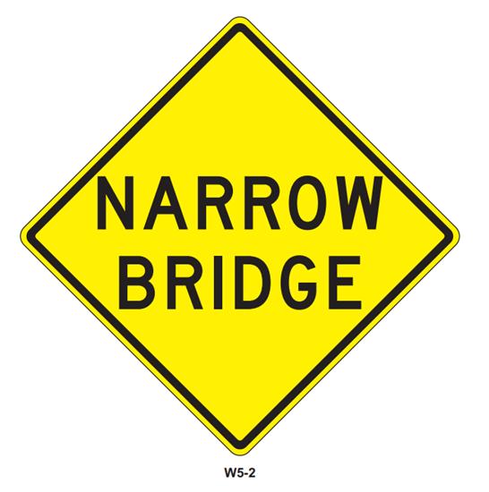 """Picture of 24""""x24"""" Narrow Bridge"""
