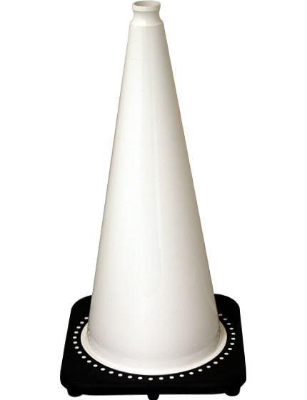 """28"""" Cone White [+$2.00]"""