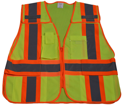 High Visibility Safety Apparel is Critical for Crossing Guards
