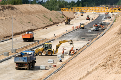 Inland Ports and the Road Construction They Create