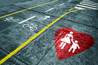 Pedestrian Safety Requires Different Solutions in Different Situations