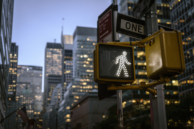 Pedestrian Safety is a World-Wide Concern