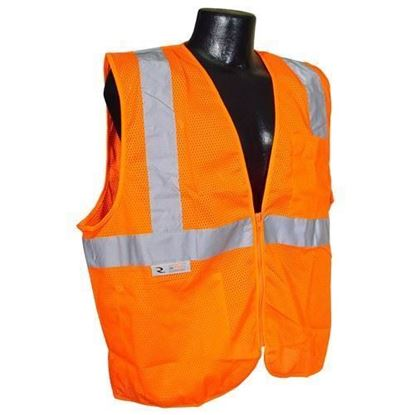 Picture of 2 Pocket Orange Vest
