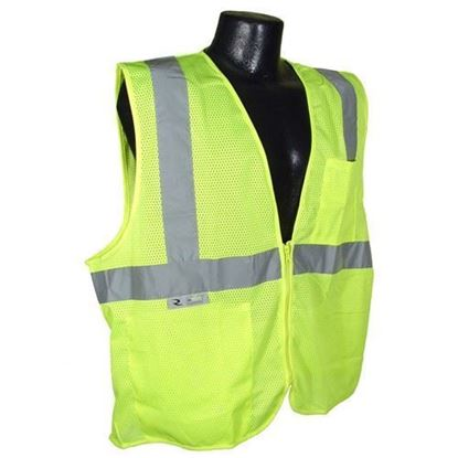 Picture of 2 Pocket Lime Vest