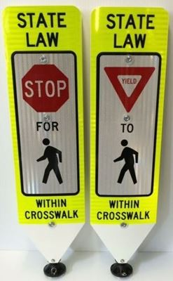 What Are Some Different Kinds Of Products To Use For Crosswalks?