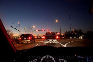 Traffic Safety Lighting Is Essential When Daylight Savings Time Ends