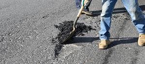 Asphalt Hot Patch vs. Cold Patch Pothole Repair