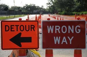 The Importance of Using MUTCD Compliant Detour Signs