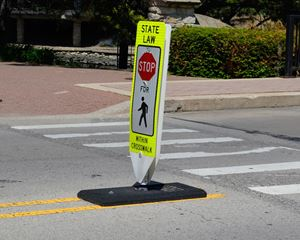 Pedestrian Crossing Safety Tips