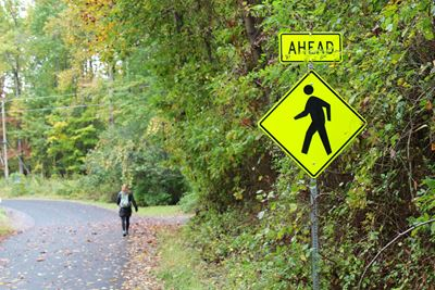 Tips for Pedestrian Safety Month
