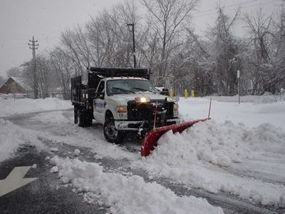 Why You Should Service Your Plows and Spreaders Early
