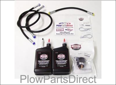 Buying a Snow Plow Emergency Parts Kit May Be Your Smartest Winter Purchase