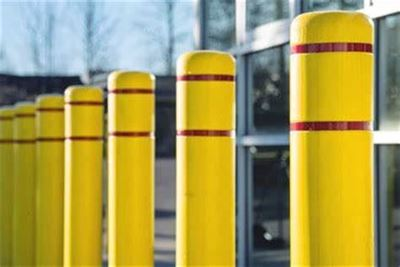 Benefits of Concrete Filled Steel Bollards
