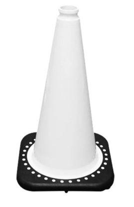 """Picture of 18"""" Cone White Non-Reflective"""